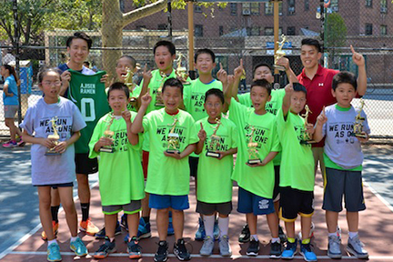Team Ajisen - 6th Gr & Under Apex Division Champs.